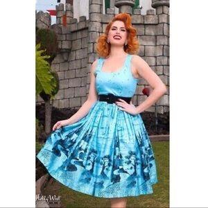 Pinup Couture Aurora Sleeping Beauty Dress